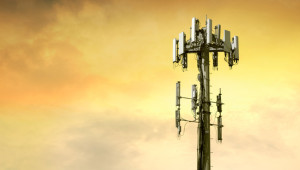cell tower 20