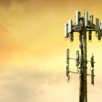 Cell Tower Undergoes Upgrade by Telecom Company